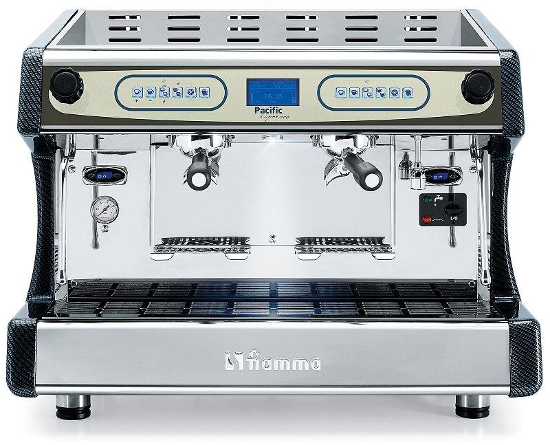 Fiamma Prestiege Commercial 2 Group Espresso Cappuccino Machine